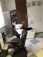 Кресло-мойка ZD2259+массаж спины!