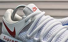 Кроссовки мужские белые Nike Air Max 98 Supreme White (реплика), фото 2