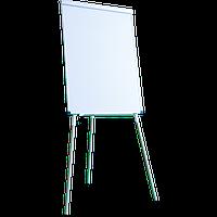 Флипчарт магнитный маркерный с плакатодержателем Стандарт