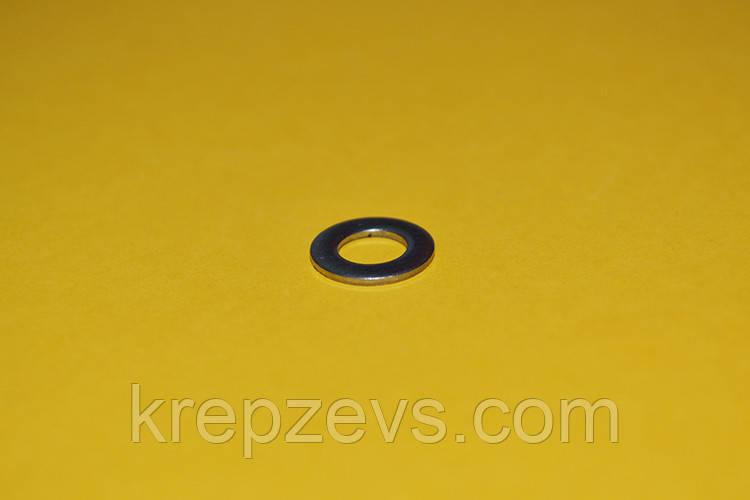 Шайба Ф18 плоская DIN 125 из стали А2