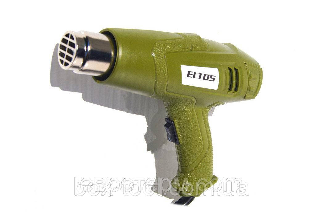 Будівельний фен ELTOS ФП-2200