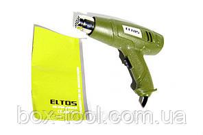 Будівельний фен ELTOS ФП-2200, фото 2