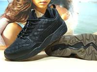 Мужские кроссовки Puma Ronnie Fieg HIghsnobiety RF698 (реплика) черные 43 р.