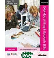 McCormack Joan English for Academic Study: Extended Writing&Research Skills. Course Book