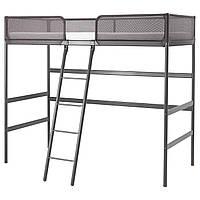 IKEA TUFFING (902.994.49) Кровать-чердак, темно-серый