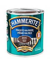 Краска Hammerite полуматовая
