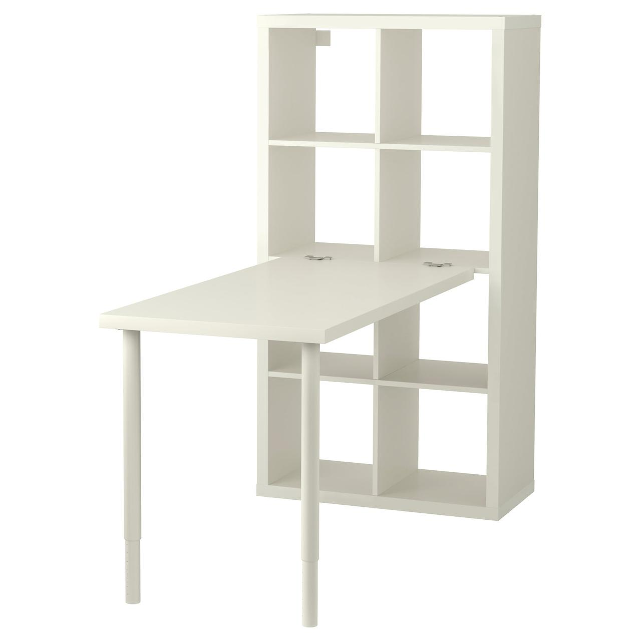 Ikea Kallax 19123063 письменный стол белый в категории