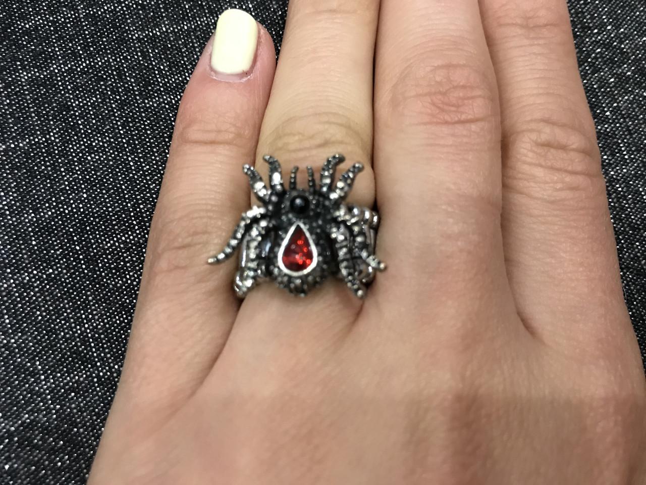 Кільце на гумці (павучок)