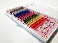 Ресницы NAGARAKU, 8 Цветов, фото 1