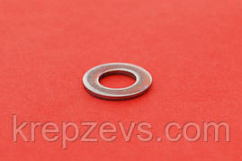 Шайба Ф39 плоска DIN 125 із сталі А2