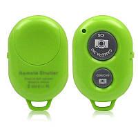 Bluetooth пульт ДУ для смартфона зеленый