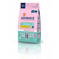 Корм Advance Kitten (Эдванс) для котят 1,5 кг