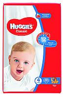 Подгузники Huggies Classic 4 (7-18кг) 68 шт.