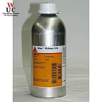 Грунтовка под полиуретановые материалы Sika Primer-3N 1000 мл.