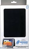 Кожаный чехол Samsung Galaxy Tab Nosson black