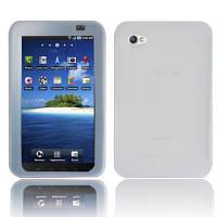 Силиконовый чехол для Samsung Galaxy Tab P1000 White
