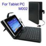 Чехол с клавиатурой для 7 дюймовых планшетов