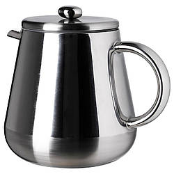 ✅ IKEA ANRIK (501.128.68) Кофе-пресс/заварочный чайник, нержавеющая сталь