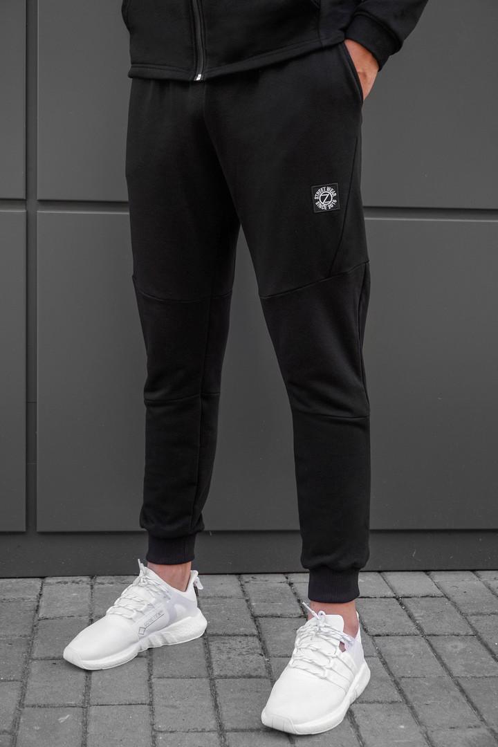 Мужские спортивные штаны BEZET Tech black