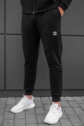 Мужские спортивные штаны BEZET Tech black, фото 2