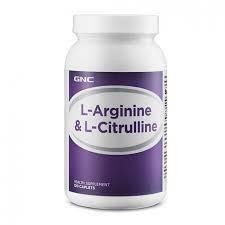 L-Arginine & L-Citrulline