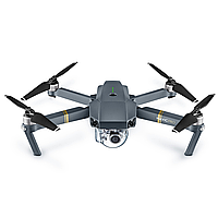 Квадрокоптер DJI Mavic PRO 2.4Ghz + 5.8Ghz Серый