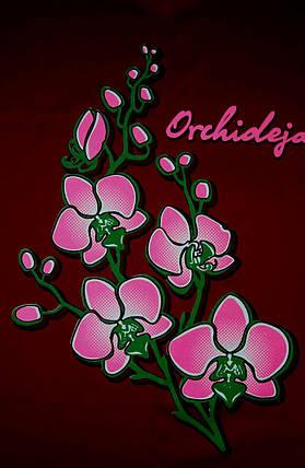 """Платье-туника """" Орхидея """", фото 2"""