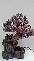 """Фонтан настольный """"Денежное дерево"""" Габариты: 30х16х12 см"""