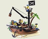Серия Пираты