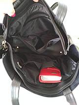 Стильная женская сумка с карманами, фото 3