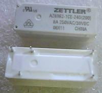 Промежуточное реле  AZ6962 12 VDC  10А (пост.)