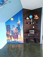 Двери ДСП и стекло с фотопечатью, фото 1
