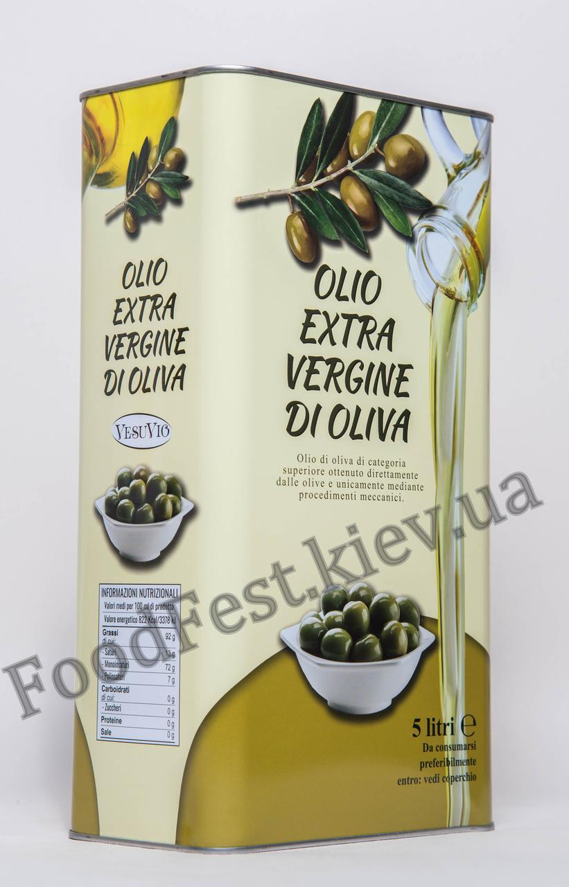 Масло оливковое Olio Extra Vergine di Oliva (Италия) 5л
