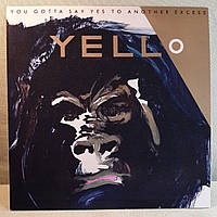 CD диск Yello - You Gotta Say Yes To Another Excess, фото 1