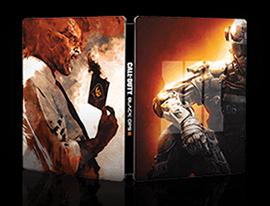 Call of Duty: Black Ops III (SteelBook) ENG PS4 (Б/В)