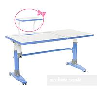 Парта-трансформер для школьника FunDesk Ballare Blue, фото 1