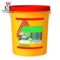 Эластичное гидроизоляционное покрытие для влажных помещений Sikalastic-200 W