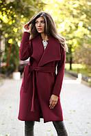 Пальто женское осеннее кашемировое