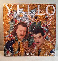 CD диск Yello - Baby, фото 1