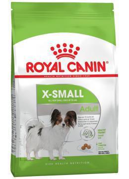 Royal Canin Xsmall Adult 1.5 кг сухой корм (Роял Канин) для собак очень маленьких размеров