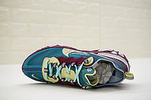 Кроссовки Nike React Element 87 Undercover Lakeside (Синие), фото 3