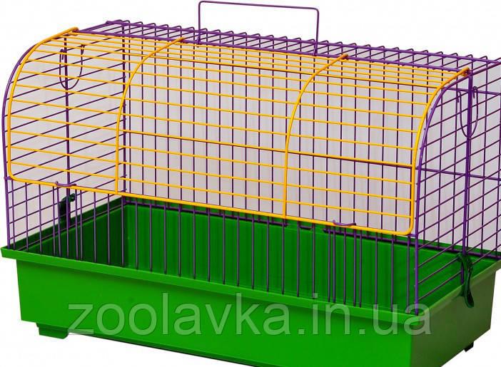 Клітка для гризунів Лорі Біг Вояж 37.5 х 56.5 х 30 см (фарба)