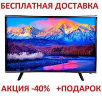 Изогнутый Телевизор 32″ SMART TV, T2, Оriginal size LED ЖК дисплей Full HD Wi-Fi, фото 1