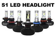 Светодиодные лампы LED S1 Цоколь: H4