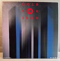 CD диск Carlos Peron (ex.Yello) - Gold For Iron, фото 1