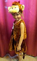 Прокат карнавальных костюмов для девочки Обезьянка