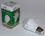 LED лампа з резервним живленням, фото 2