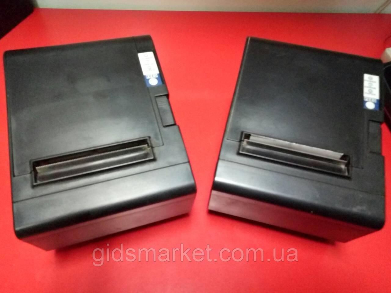 Принтер для чеков  LABAU TM-200  бу. Принтер для чеков б/у.