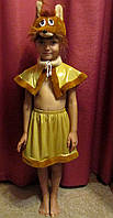 Прокат детского карнавального костюма Белочка, фото 1