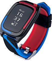 Фитнес-браслет UWatch DB05 Red/Blue #I/S